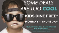Kids Dine Free Monday Thursday Nl